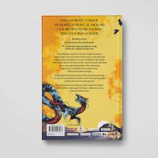 Zdjęcie tyłu okładki książki Zakon Drzewa Pomarańczy. SQN Originals TW Samantha Shannon na SQN Store