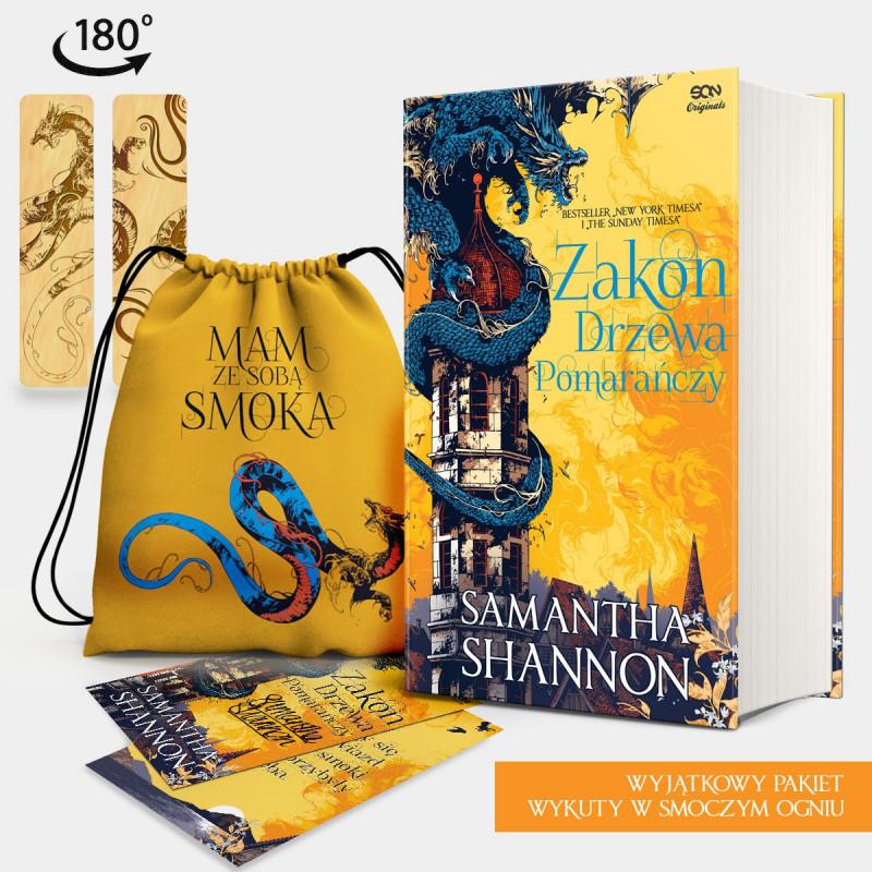 Zdjęcie pakietu Bookbox: Zakon drzewa pomarańczy SQN Originals w SQN Store