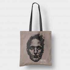 Zdjęcie torby bawełnianej do książki Horyzont Jakuba Małeckiego