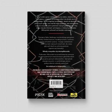 Okładka książki Toksyczni w księgarni SQN Store
