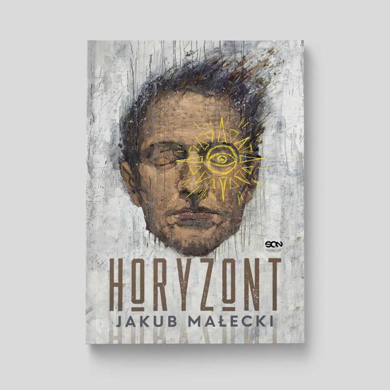 Okładka książki Horyzont Jakuba Małeckiego w SQN Store front