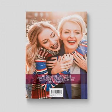 Okładka książki O matko i córko! Duet mamy i córki, z którym nie można się nudzić w SQN Store tył