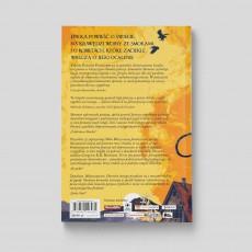 Zdjęcie tyłu okładki książki Zakon Drzewa Pomarańczy. Część 2, Samantha Shannon na SQN Store.pl