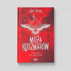 Okładka książki Muza koszmarów. Tom 2. The muse of nightmares w SQNstore front