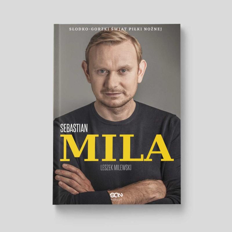 Okładka książki Sebastian Mila. Autobiografia w księgarni SQN Store
