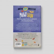 Okładka książki Martwy sezon w księgarni SQN Store