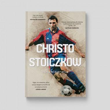 Okładka książki Christo Stoiczkow. Autobiografia w księgarni SQN Store