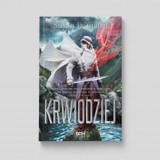 Okładka książki Krwiodziej w księgarni SQN Store
