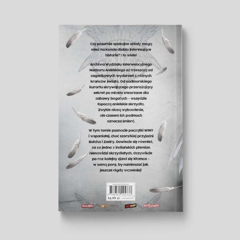 Okładka książki Stróże 2. Brudnopis Boga w księgarni SQN Store