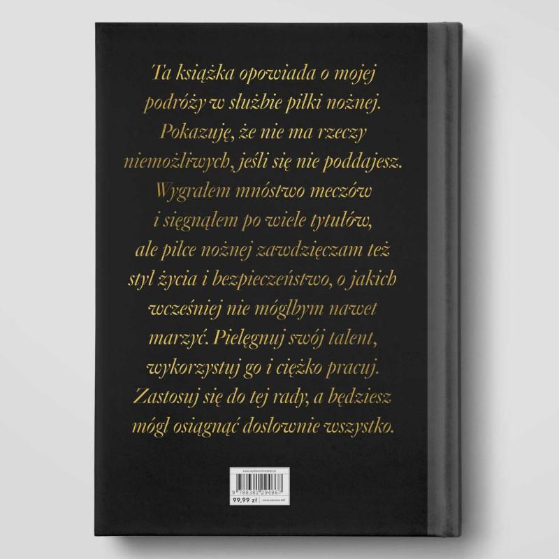 Okładka książki Ja, Futbol w księgarni SQN Store