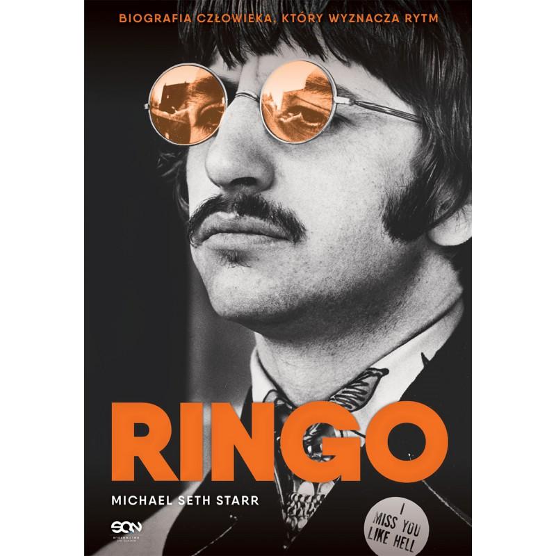 Okładka książki Ringo w księgarni SQN Store