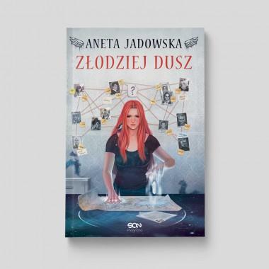 Okładka książki Złodziej dusz w księgarni SQN Store