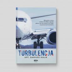 Okładka książki Turbulencja w księgarni SQN Store