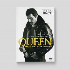 Okładka książki Queen. Historia nieznana. Wydanie 2 w księgarni SQN Store