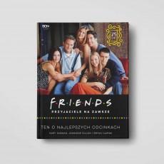 Okładka książki Friends. Przyjaciele na zawsze w księgarni SQN Store