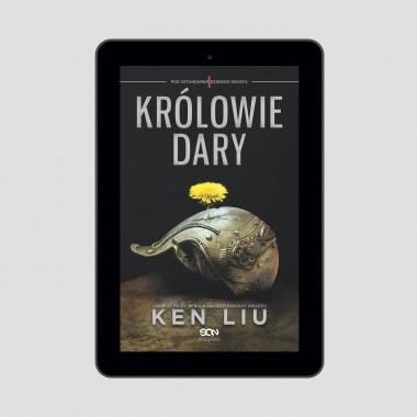 Okładka książki Królowie Dary. Pod sztandarem Dzikiego Kwiatu. Tom I w SQN Store front