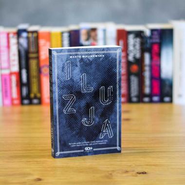 Okładka książki Iluzja w SQN Store