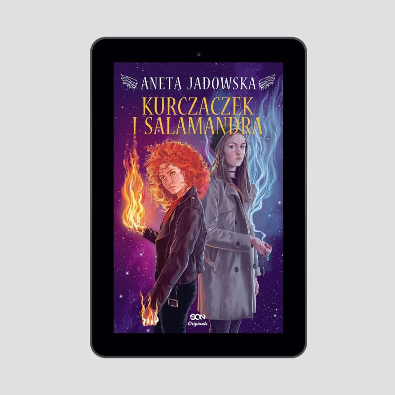 Zdjęcie okładki Kurczaczek i Salamandra w księgarni SQN Store