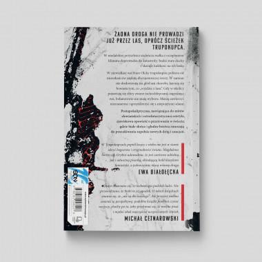 Okładka książki Trupokupcy w księgarni SQN Store