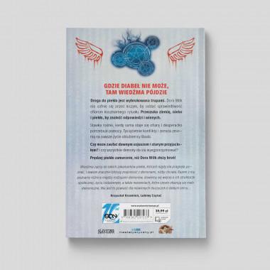 Okładka książki Egzorcyzmy Dory Wilk w księgarni SQN Store