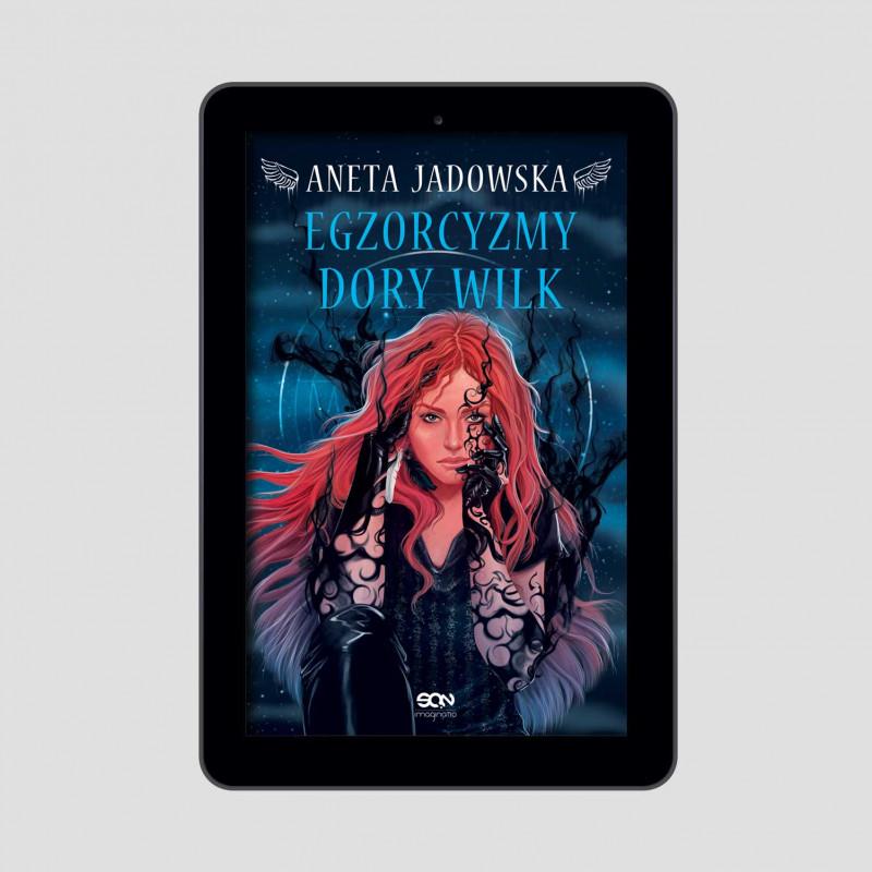 Okładka e-booka Egzorcyzmy Dory Wilk w księgarni SQN Store