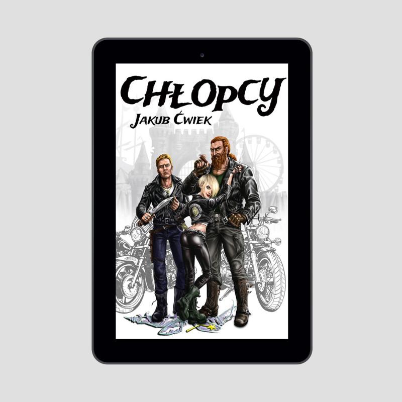 Okładka e-booka Chłopcy w księgarni SQN Store