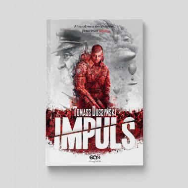 Okładka książki Impuls w SQN Store front