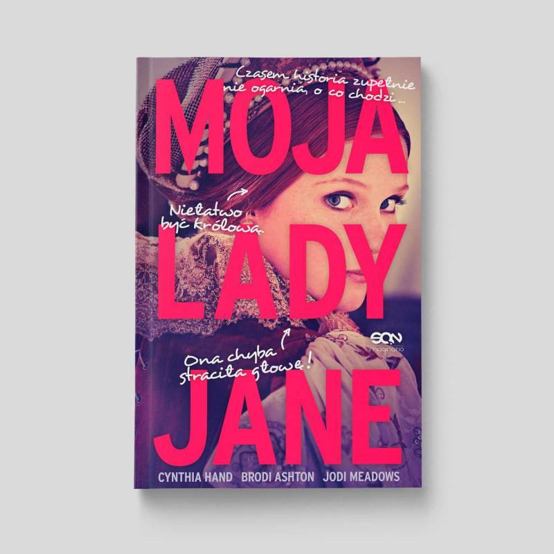 Okładka książki Moja Lady Jane w SQN Store front
