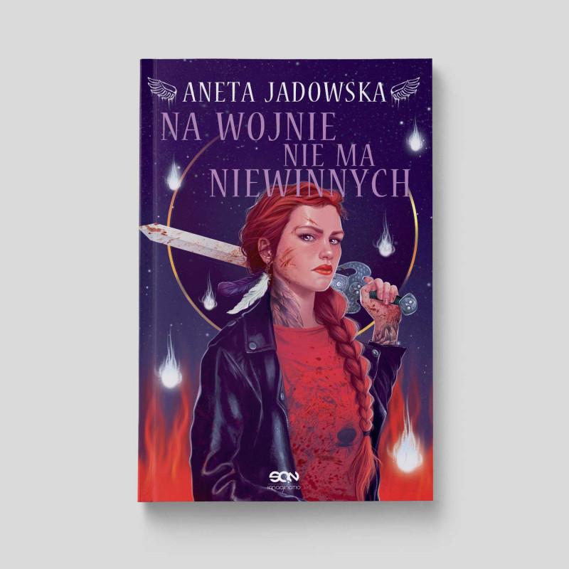 Zdjęcie okładki Na wojnie nie ma niewinnych w księgarni SQN Store