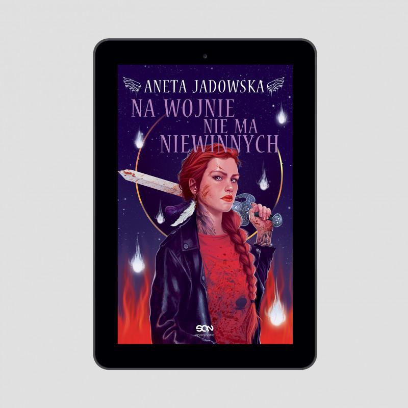 Zdjęcie okładki e-booka Na wojnie nie ma niewinnych w księgarni SQN Store