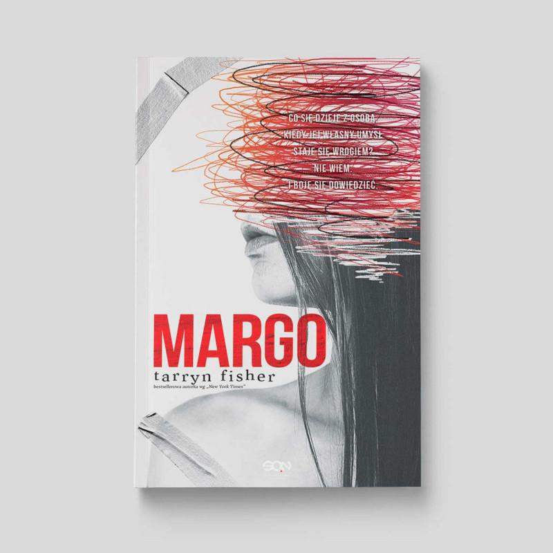 Okładka książki Margo w SQN Store front
