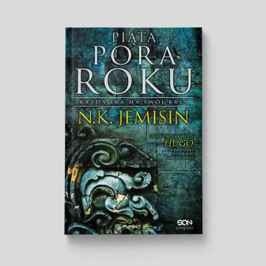 Okładka książki Piąta pora roku w SQN Store front