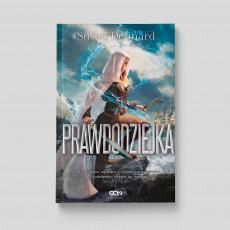 Okładka książki Prawdodziejka w SQN Store front
