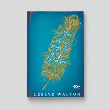 Okładka książki Osobliwe i cudowne przypadki Avy Lavender w SQN Store front