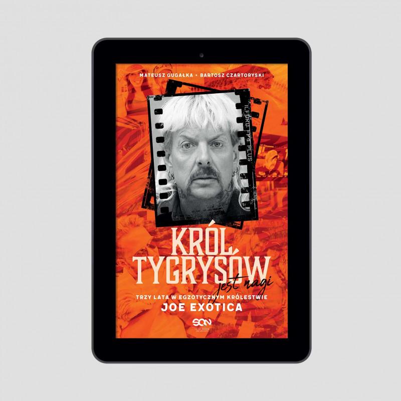 Zdjęcie okładki e-booka Król Tygrysów jest nagi w księgarni SQN Store