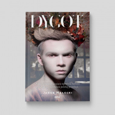 Okładka książki Dygot w SQN Store front