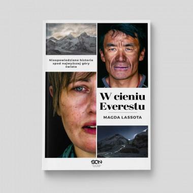 Zdjęcie okładki W cieniu Everestu w księgarni SQN Store