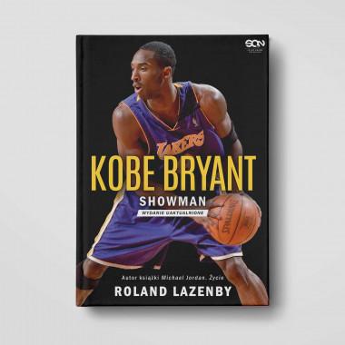 Zdjęcie okładki Kobe Bryant. Showman. Wydanie II w księgarni SQN Store