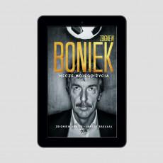 Okładka e-booka Zbigniew Boniek. Mecze mojego życia w księgarni SQN Store