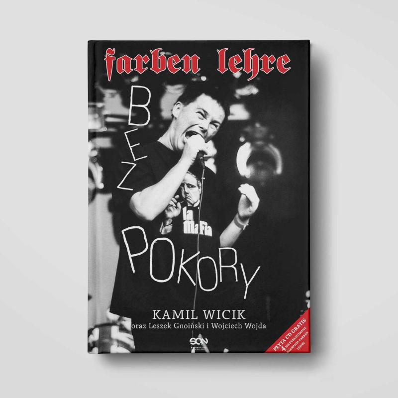 Okładka książki Farben Lehre. Bez pokory w SQN Store front