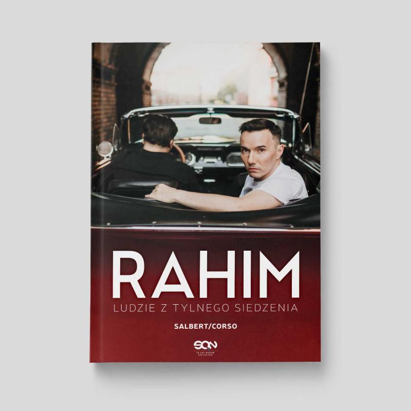 Zdjęcie okładki Rahim. Ludzie z tylnego siedzenia w księgarni SQN Store