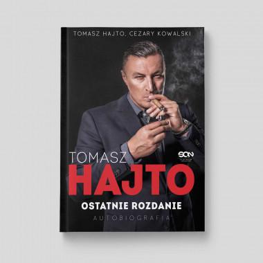 Zdjęcie okładki Tomasz Hajto. Ostatnie rozdanie. Autobiografia w księgarni QSN Store