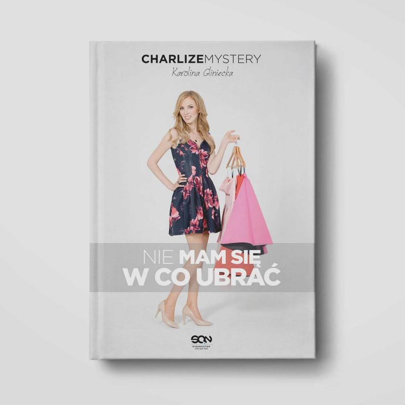 Okładka książki Charlize Mystery. (Nie) mam się w co ubrać w SQN Store front