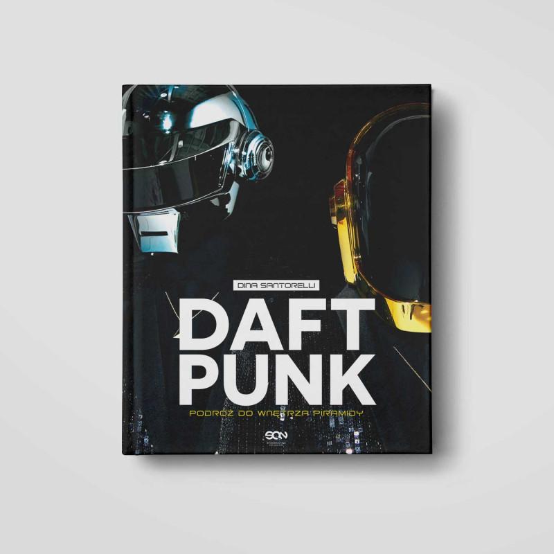 Okładka książki Daft Punk. Podróż do wnętrza piramidy w SQN Store front