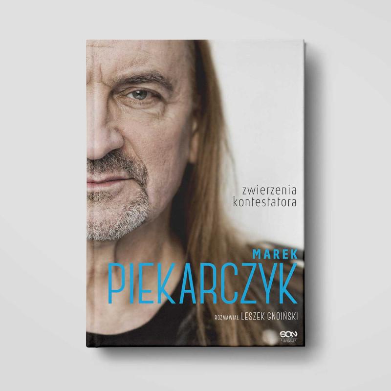 Okładka książki Marek Piekarczyk. Zwierzenia kontestatora w SQN Store front