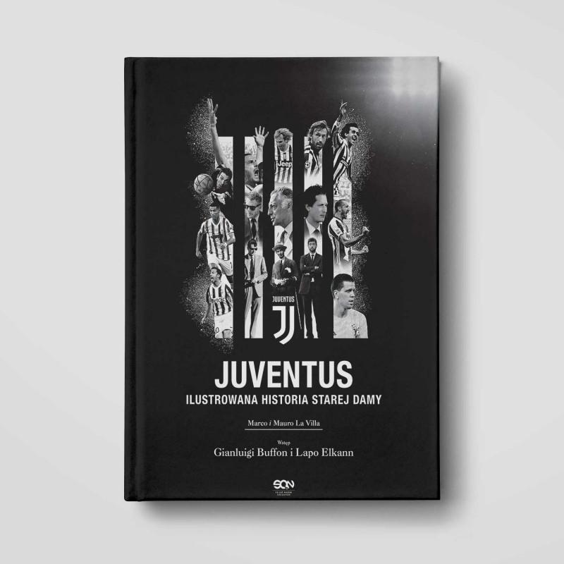 Zdjęcie okładki Juventus. Ilustrowana historia Starej Damy w księgarni SQN Store