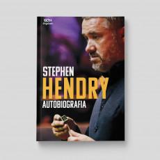 Zdjęcie okładki Stephen Hendry. Autobiografia w księgarni SQN Store