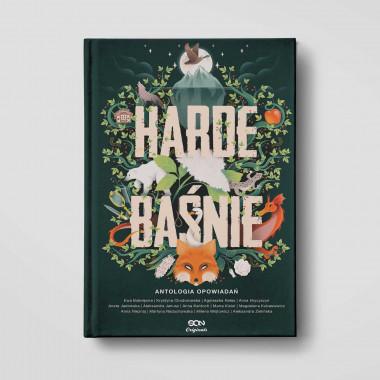 Zdjęcie okładki Harde Baśnie z serii SQN Originals w księgarni SQN Store