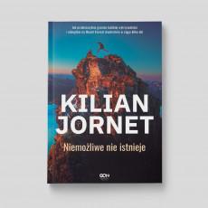 Okładka Kilian Jornet. Niemożliwe nie istnieje w księgarni SQN Store
