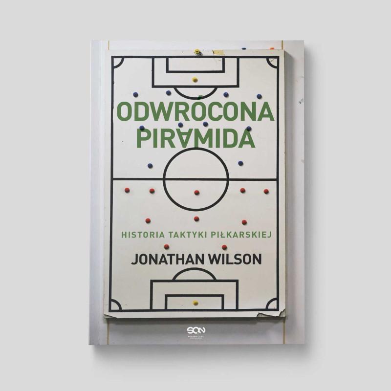 Zdjęcie okładki Odwrócona Piramida. Historia taktyki piłkarskiej w księgarni SQN Store